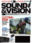 Sound & Vision Magazine 12/1/2014