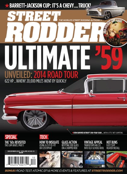 Street Rodder Cover - 12/1/2014