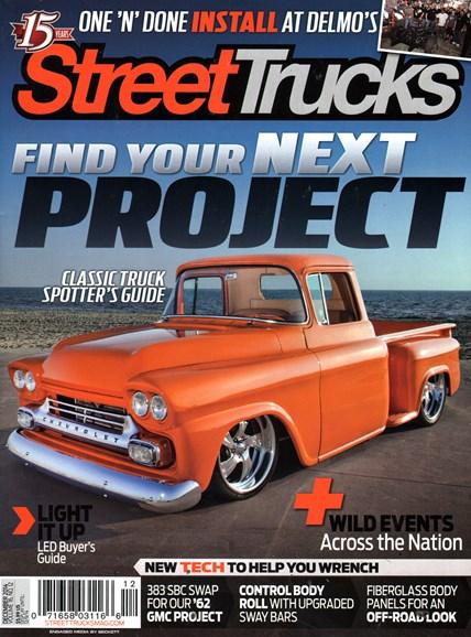 Street Trucks Cover - 12/1/2014