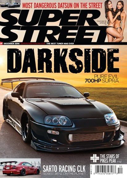 Super Street Cover - 12/1/2014