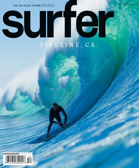 Surfer Cover - 12/1/2014