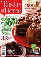 Taste of Home 12/1/2014