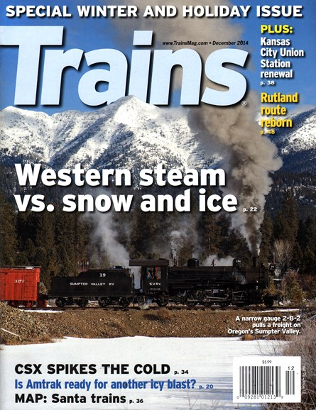 Trains Cover - 12/1/2014