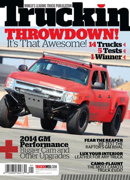Truckin' Cover - 12/4/2014