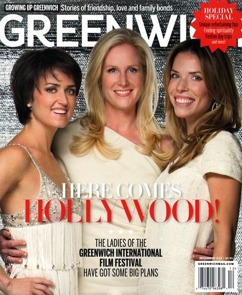 Greenwich Cover - 12/1/2014