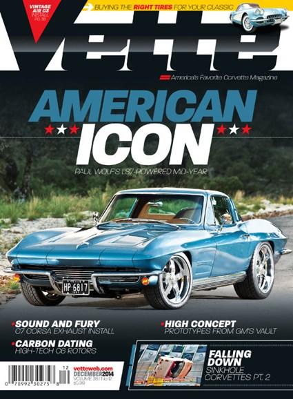 Vette Cover - 12/1/2014