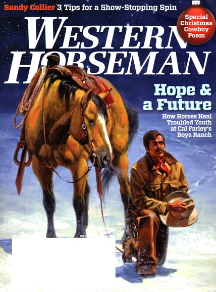 Western Horseman Cover - 12/1/2014