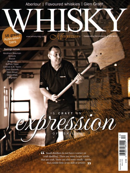 Whisky Cover - 12/1/2014