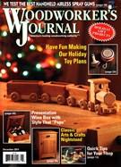 Woodworker's Journal Magazine 12/1/2014