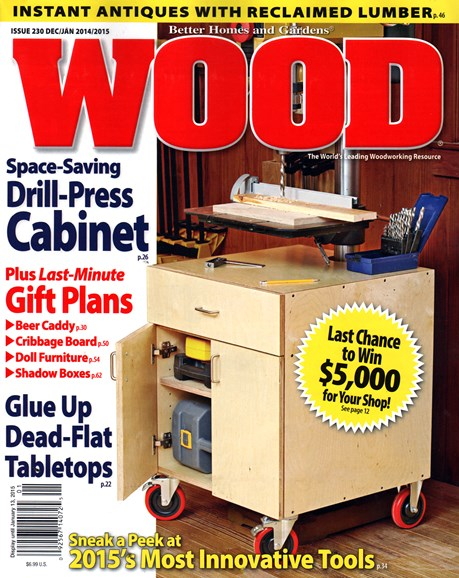 Wood Cover - 12/1/2014