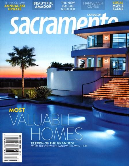 Sacramento Cover - 12/1/2014
