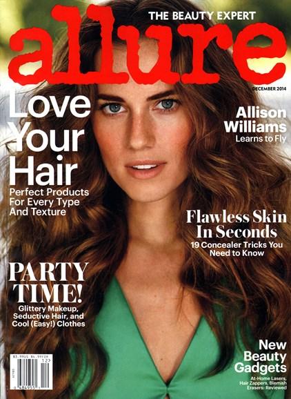 Allure Cover - 12/1/2014