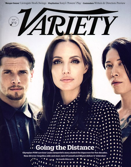 Variety Cover - 11/18/2014