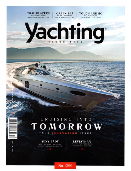 Yachting Cover - 12/1/2014