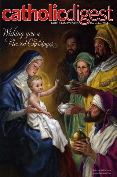 Catholic Digest Cover - 12/1/2014