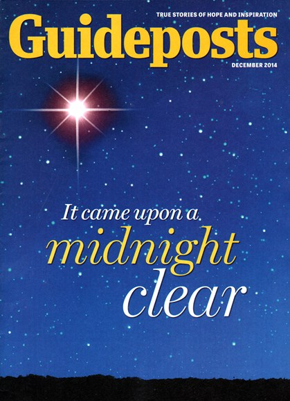Guideposts Cover - 12/1/2014