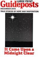 Guideposts Large Print Magazine 12/1/2014
