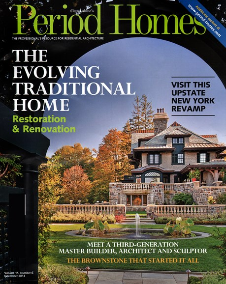 Period Homes Cover - 11/1/2014
