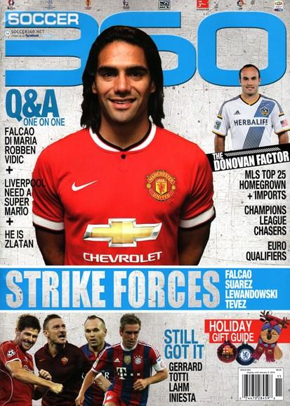 Soccer 360 Cover - 11/1/2014