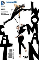Catwoman Comic 1/1/2015