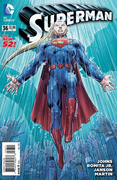 Superman Cover - 1/1/2015