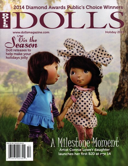 Dolls Cover - 12/1/2014