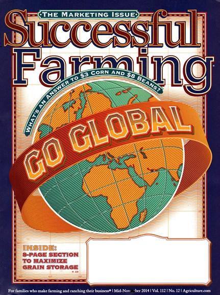Successful Farming Cover - 11/15/2014