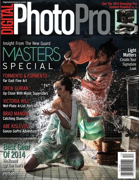Digital Photo Pro Cover - 12/1/2014