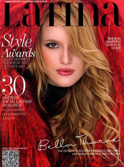 Latina Cover - 12/1/2014