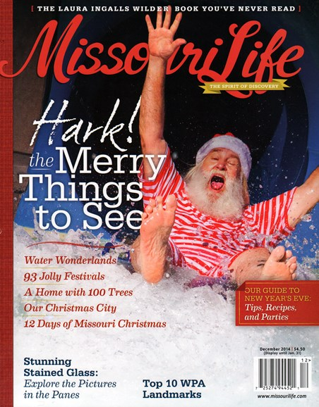 Missouri Life Cover - 12/1/2014