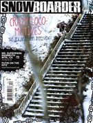 Snowboarder Magazine 12/1/2014