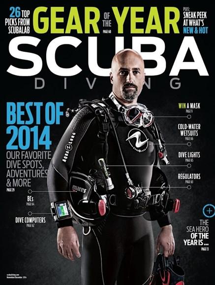 Scuba Diving Cover - 11/1/2014