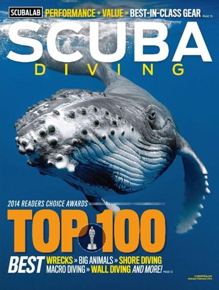 Scuba Diving Cover - 1/1/2014