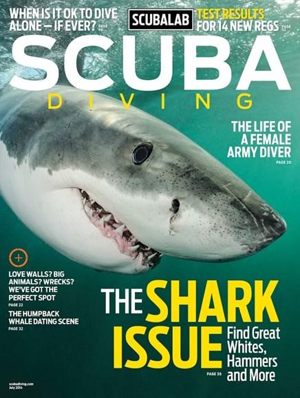 Scuba Diving Cover - 7/1/2014