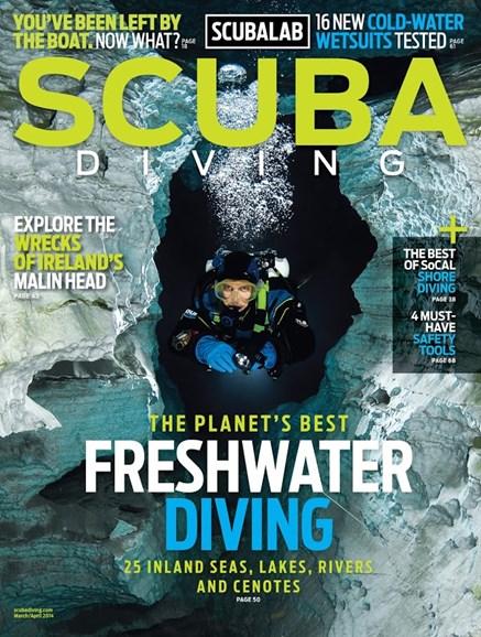 Scuba Diving Cover - 3/1/2014
