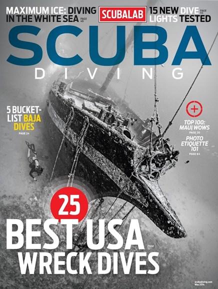 Scuba Diving Cover - 5/1/2014