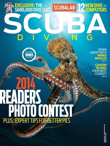 Scuba Diving Cover - 9/1/2014