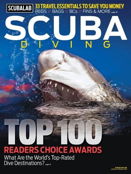 Scuba Diving Cover - 1/1/2013