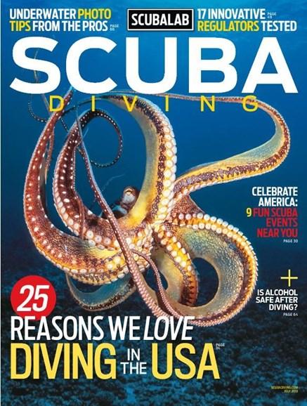 Scuba Diving Cover - 7/1/2013