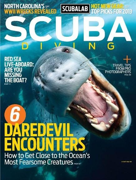 Scuba Diving Cover - 3/1/2013