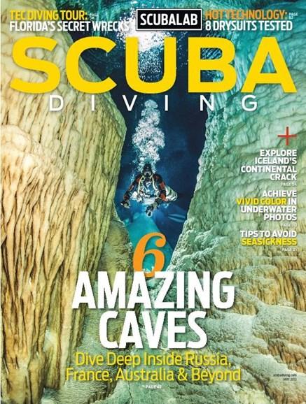 Scuba Diving Cover - 5/1/2013