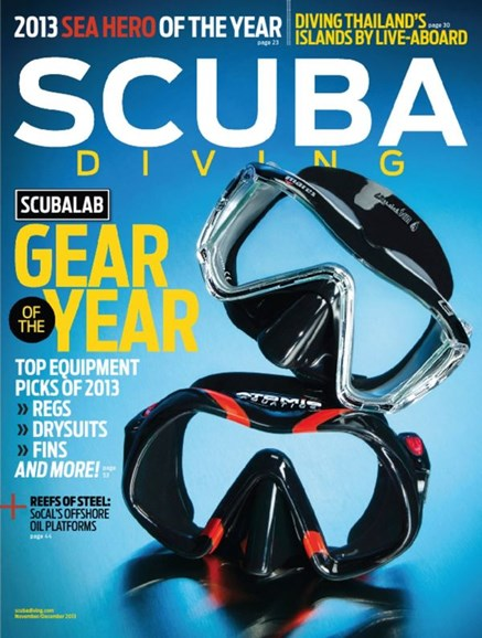 Scuba Diving Cover - 11/1/2013