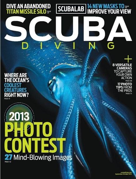 Scuba Diving Cover - 9/1/2013