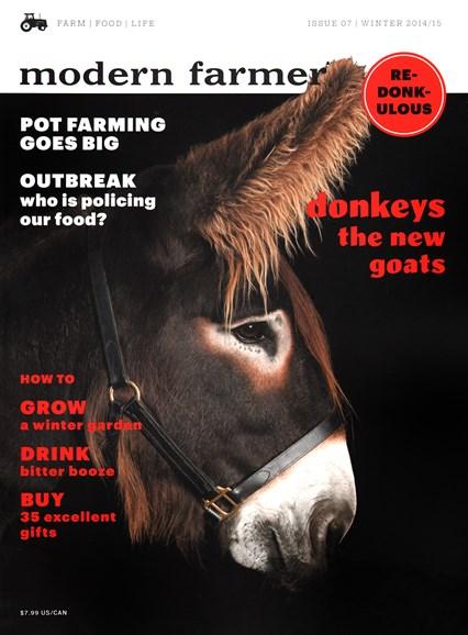 Modern Farmer Cover - 12/1/2014