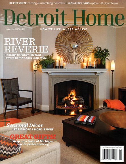 Detroit Home Cover - 12/1/2014
