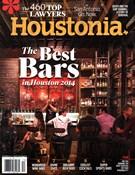 Houstonia Magazine 12/1/2014