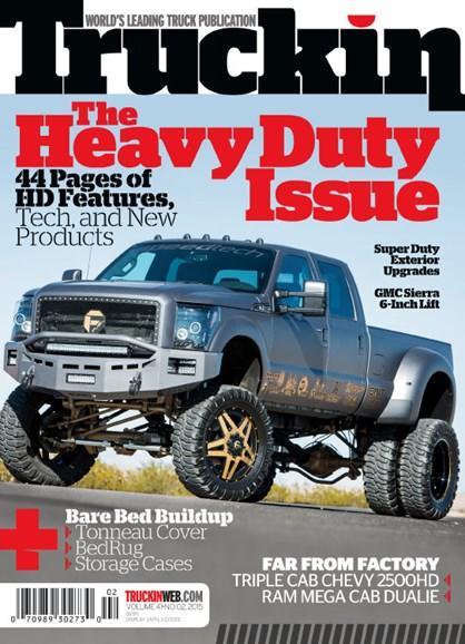 Truckin' Cover - 1/1/2015