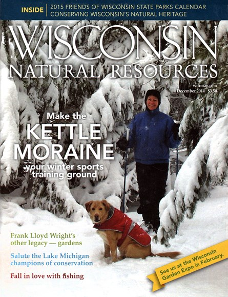 Wisconsin Natural Resources Cover - 12/1/2014