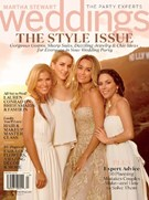 Martha Stewart Weddings 9/1/2014
