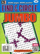 Find and Circle Jumbo Magazine 1/1/2015
